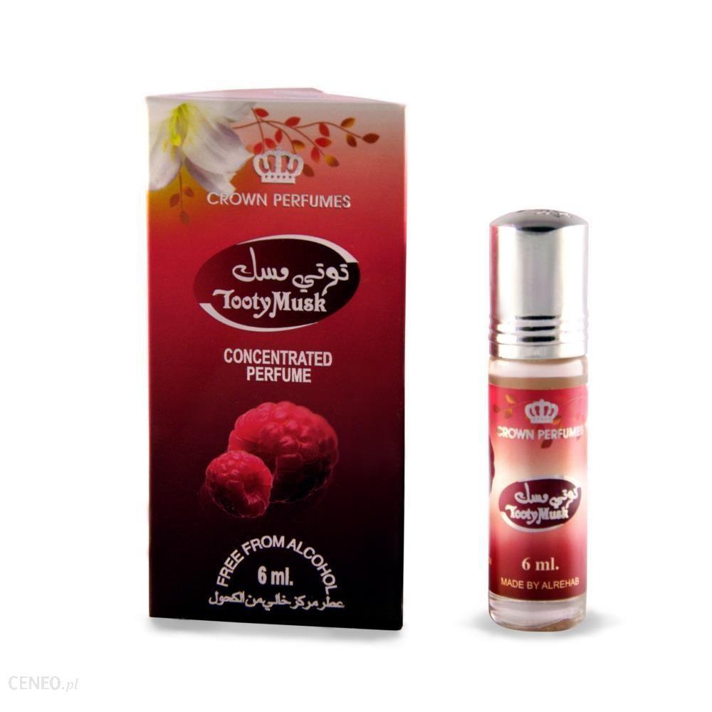 Al-Rehab Tooty Musk Perfumy w Olejku 6ml