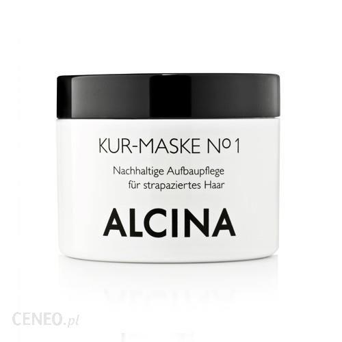 Alcina Maska Do Włosów Farbowanych N1 Kur Maske 200Ml