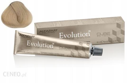 ALFAPARF Evolution of the Color Cube 3D Farba do włosów 10.31 Najjaśniejszy Złoty Popielaty Blond 60ml