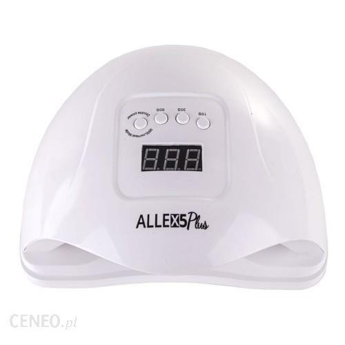 allepaznokcie Lampa uv led 120W biała alle X5 plus