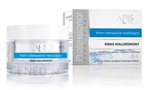 APIS Home Terapis Kwas Hialuronowy Krem intensywnie nawilżający cera sucha 50ml