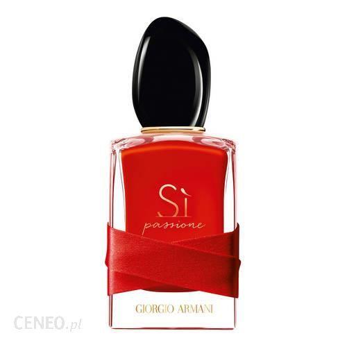 ARMANI Si Passione Red Maestro Woda perfumowana 50ml