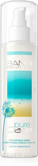 Bandi Professional Witaminowy Olejek Do Demakijażu Twarzy Oczu I Ust Pure Care Vitamin Cleansing Oil 200 Ml