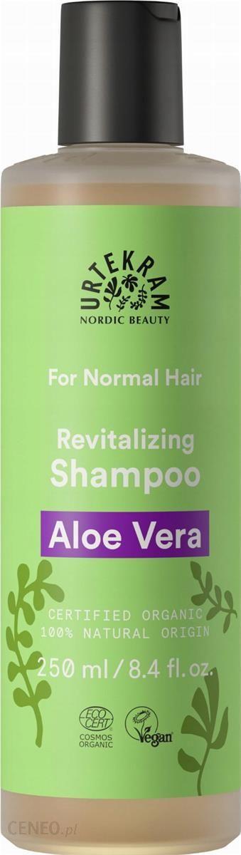BIO Szampon aloesowy do włosów normalnych 250ml