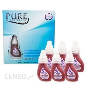 Biotouch Pure Pigment Makijaż Permamentny Rosewood 6 x 3ml
