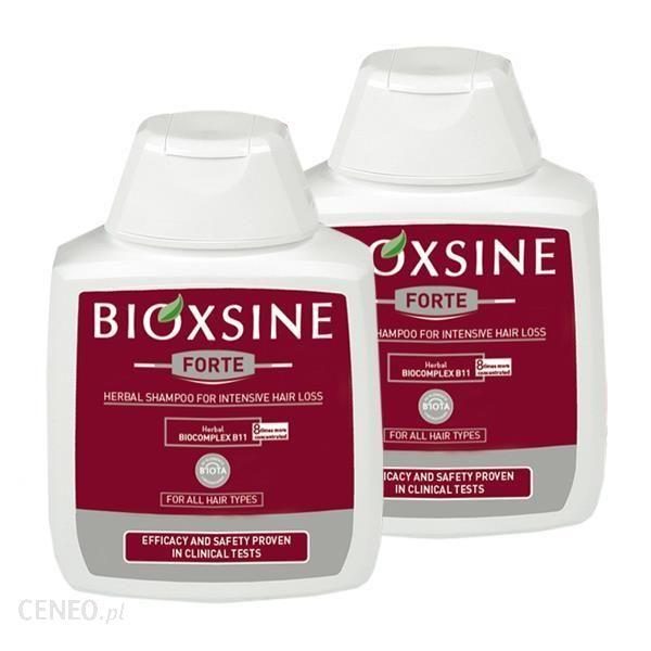 Bioxsine Szampon Przeciw Wypadaniu Włosów 2 x 300ml