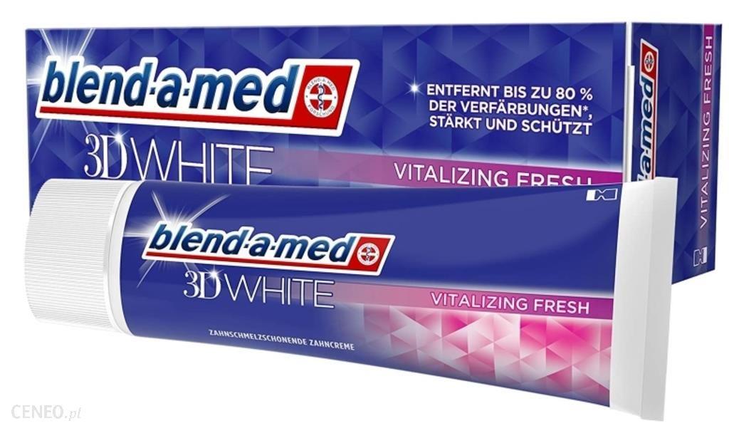 Blend-A-Med 3D White Pasta Do Zębów 75Ml