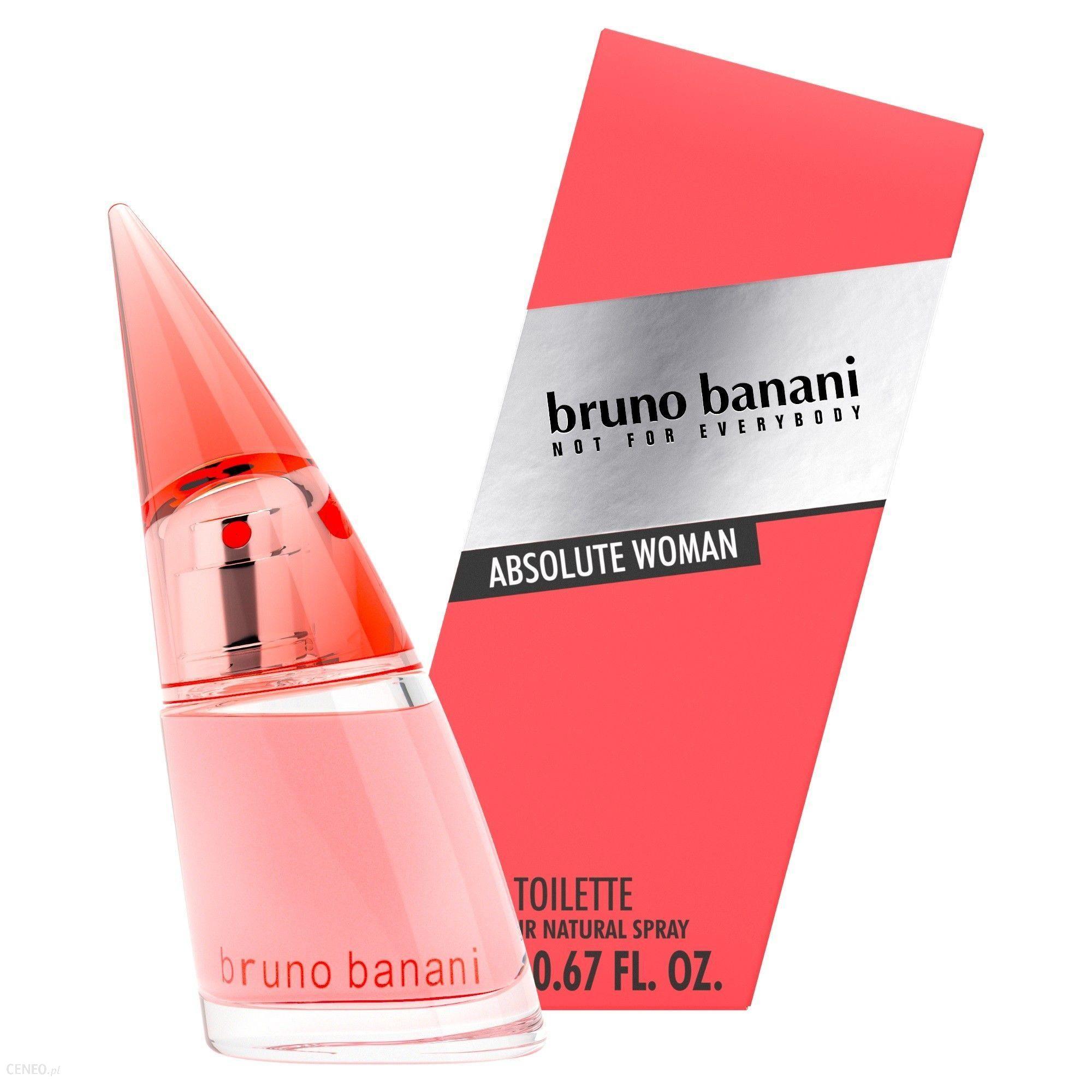 Bruno Banani Absolute Woman Woda Toaletowa 20ml