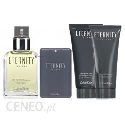 Calvin Klein Eternity M Woda Toaletowa 20ml Balsam Po Goleniu + Żel Pod Prysznic 100ml