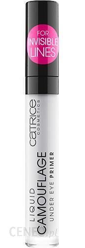 Catrice Liquid Camouflage Under Eye Primer Baza W Płynie Pod Oczy 010 5ml