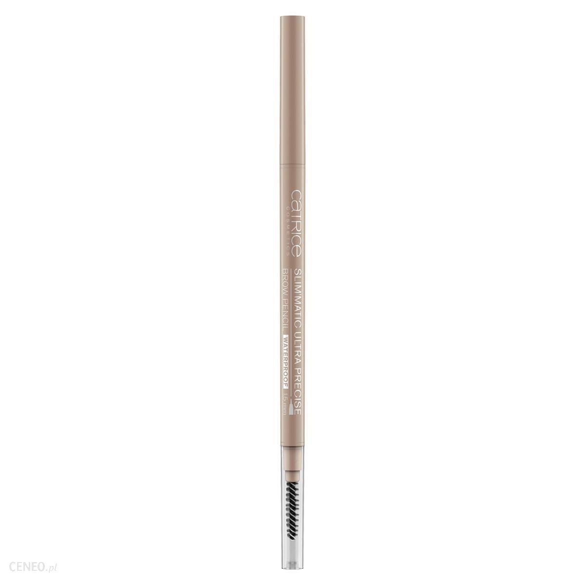 Catrice Slim'Matic Brow Pencil Wodoodporna Kredka Do Brwi 015 Ash Blonde