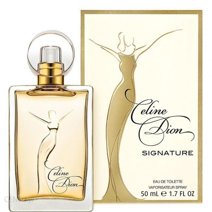 Celine Dion Signature Woda Toaletowa 75ml