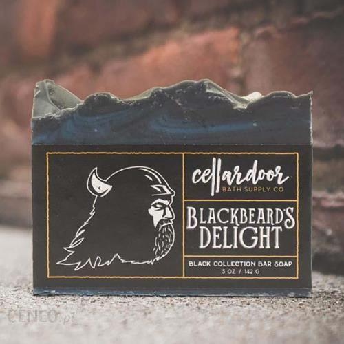 Cellar Door Bath Supply Blackbeard'S Delight Mydło W Kostce