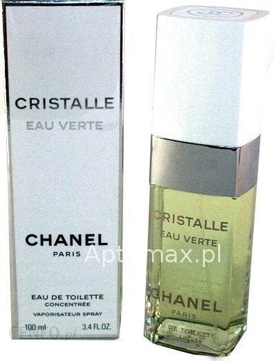 Chanel Cristalle Eau Verte Woda Toaletowa 50ml