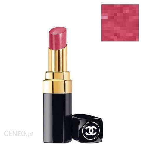 CHANEL Rouge Coco Shine Hydrating Sheer Lipshine Pomadka 3g 98 Etourdie
