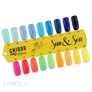 Chiodopro Efekt Wzornik Collection Sun & Sea