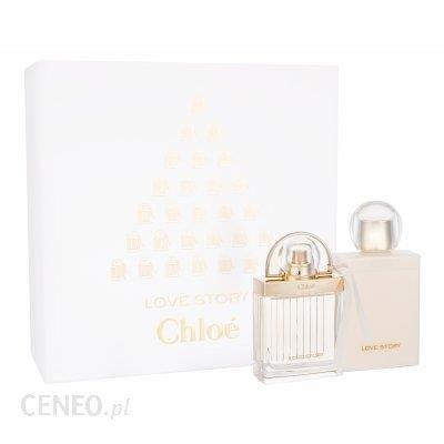Chloe Love Story woda perfumowana 50ml + Balsam 100ml