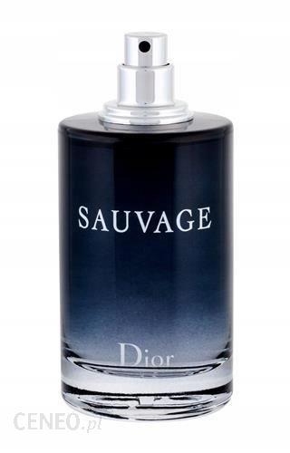 Christian Dior Sauvage Woda Toaletowa 100ml Tester