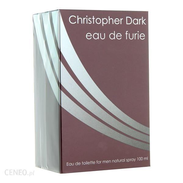 CHRISTOPHER DARK EAU DE FURIE woda toaletowa 100ml