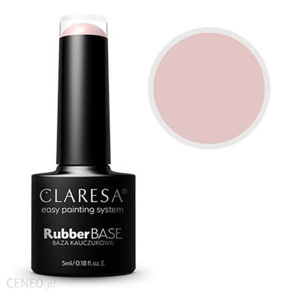 Claresa Rubber base Baza kauczukowa do paznokci 8 5ml
