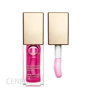 Clarins Instant Light Lip Comfort Oil Olejek Do Ust 02 Raspberry 7ml
