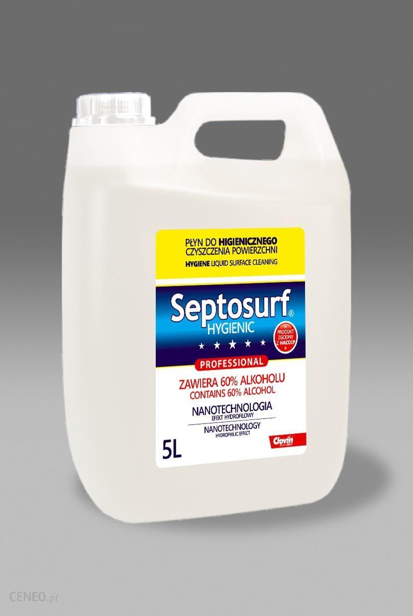 Clovin Septosurf Płyn D/Dezynfek.5L Profesional