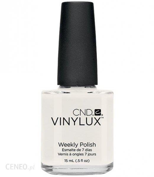 CND Vinylux lakier do paznokci 151 Studio White 15ml