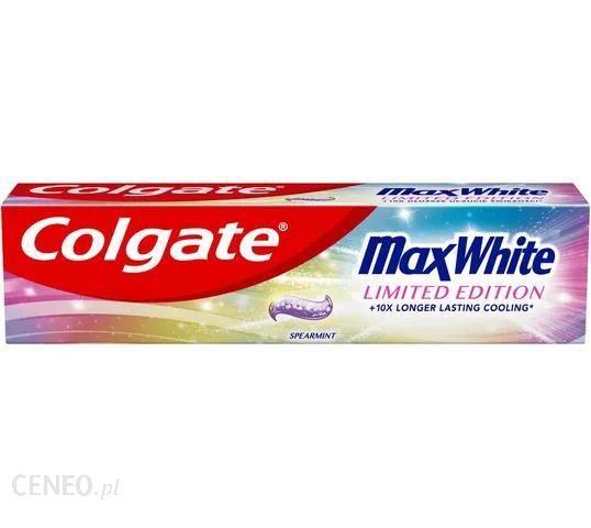 Colgate Max White Limited Edition Pasta Do Zębów 100Ml