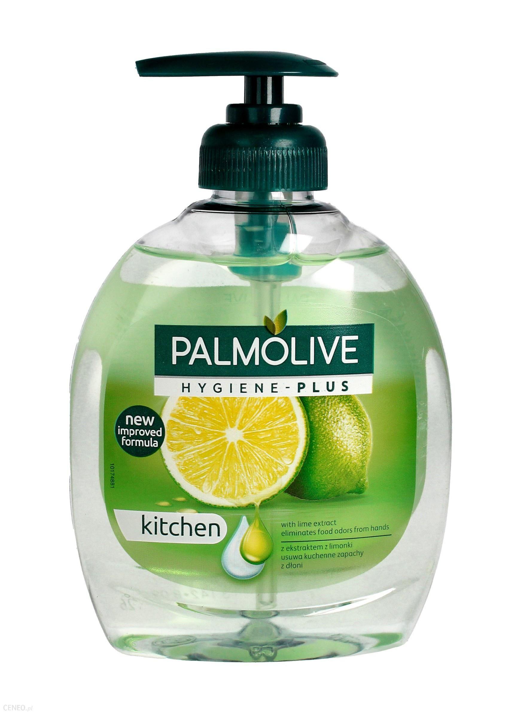 Colgate Palmolive Mydło Kuchenne W Płynie Z Dozownikiem Limonka 300Ml