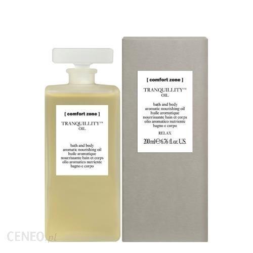 Comfort Zone Tranquillity Oil Odżywcza Oliwka Do Kąpieli 200Ml