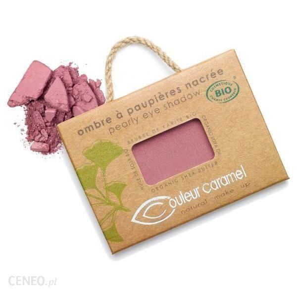 Couleur Caramel Cień 111 bohema pink 2