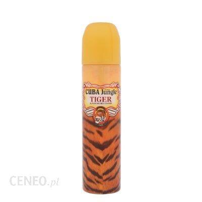Cuba Tiger woda perfumowana 100ml spray