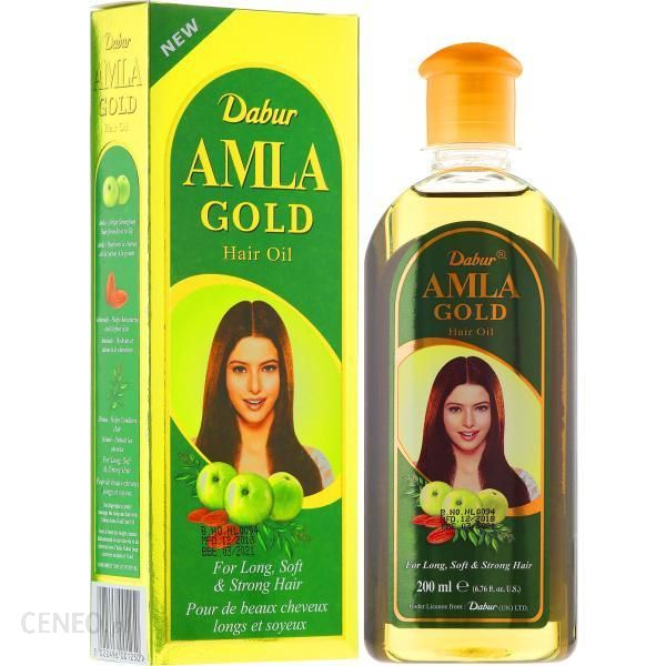 Dabur Amla Gold Olejek Do Pielęgnacji Włosów 300ml