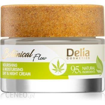 Delia Cosmetics Botanical Flow Hemp Oil odżywczy krem nawilżający 50ml