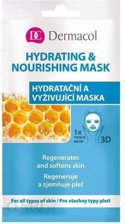 Dermacol Hydrating Nourishing Mask Maseczka do Twarzy 15ml