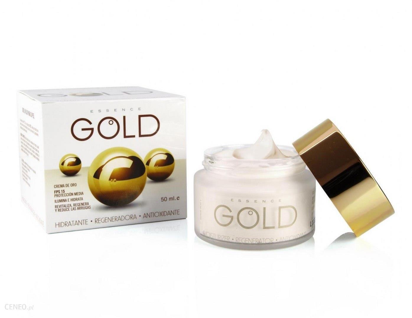 Diet Esthetic Gold Essence krem do twarzy ze złotem 50ml