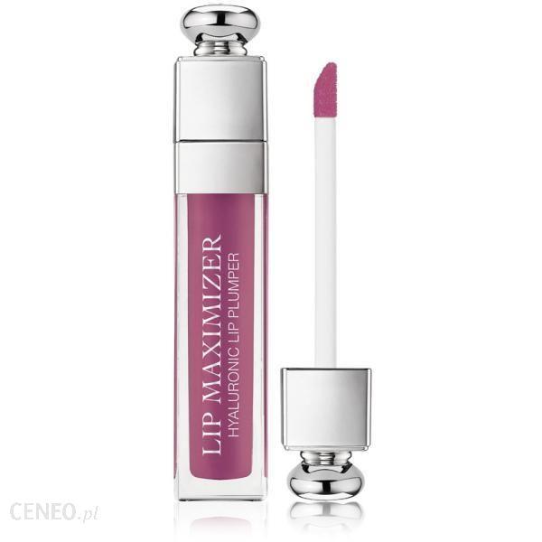 Dior Addict Lip Maximizer błyszczyk do ust nadający objętość 006 Berry 6ml