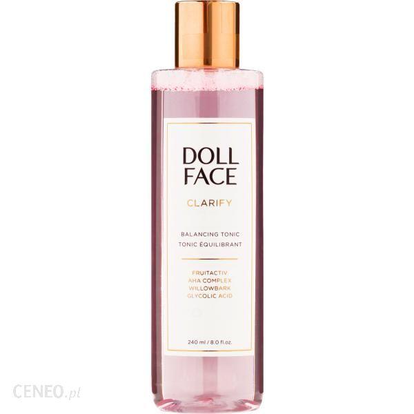 Doll Face Normalizujący Tonik Do Twarzy Clarify Balancing Toner Face Cleanser 240 Ml