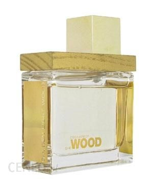 Dsquared2 She Wood Golden Light Wood 50 ml Woda perfumowana 50 ml