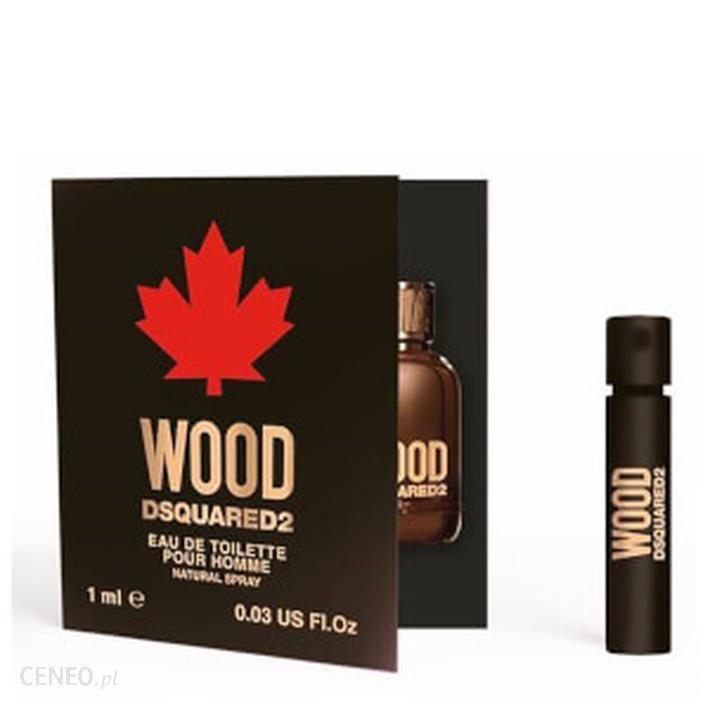 Dsquared2 Wood Pour Homme woda toaletowa 1ml