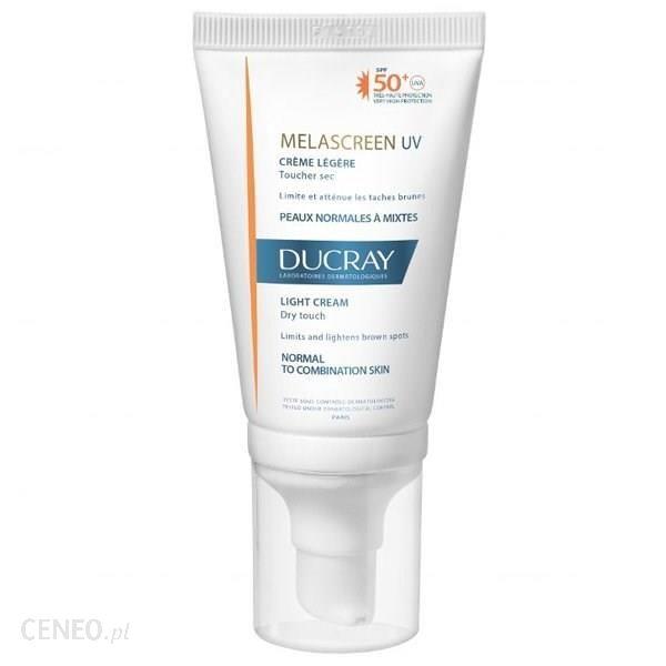 Ducray Melascreen Uv Lekki Krem Spf50+ 40 Ml