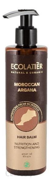 Ecolab Ec Laboratorie Marokan Argana Odżywczo-Wzmacniający Balsam Do Włosów 250Ml