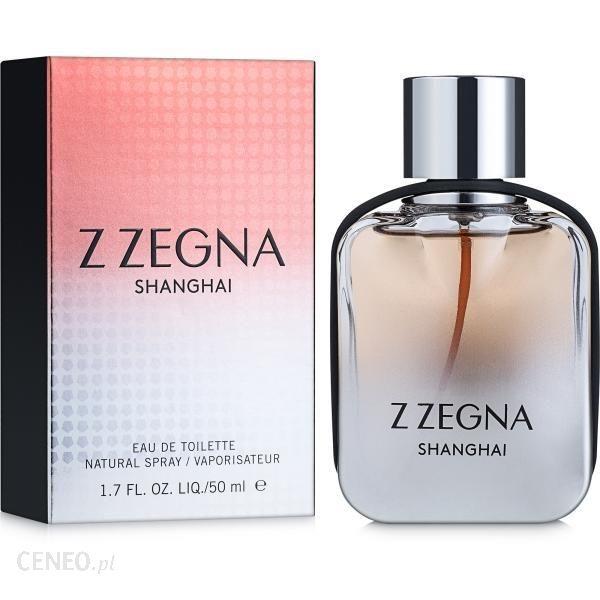 Ermenegildo Z Zegna Shanghai Woda Toaletowa 100ml