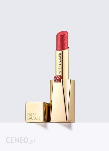 Estee Lauder Pure Color Desire Rouge Excess Lipstick 213 Touch Me Chrome pomadka do ust 3