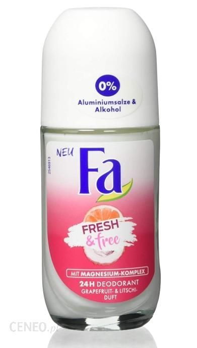 Fa Fresh & Free Dezodorant Grejpfrut 50Ml