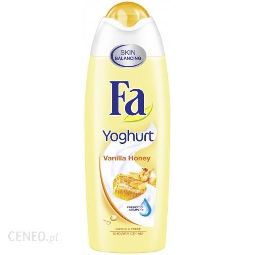 Fa Joghurt Vanille & Honing Kremowy jogurtowo waniliowo miodowy żel pod prysznic 250ml