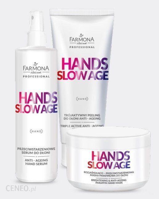 Farmona Zestaw Hands Slow Age