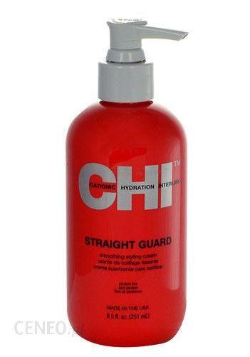 Farouk Systems Chi Straight Guard Smoothing Styling Cream Krem do włosów 251ml