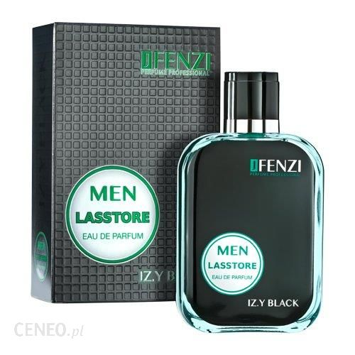 Fenzi Lasstore IZ.Y Black Men woda perfumowana 100ml