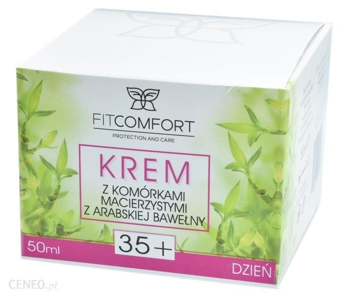 FITCOMFORT Krem z komórkami macierzystymi z arabskiej bawełny 35+ na dzień 50ml